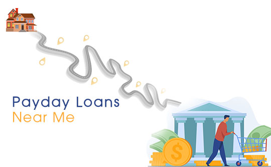 Payday Loan Places Near Me